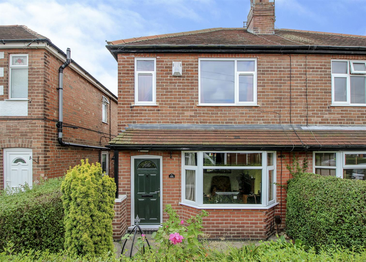 2 Bedrooms House for sale in Trowell Grove, Trowell